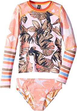 Praia Bonita Rashguard (Toddler/Little Kids/Big Kids)