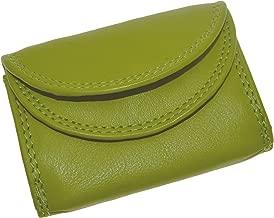 flevado Kleine handliche Party Disco Geldbörse in Mehreren Farben Lifestyle (grün)