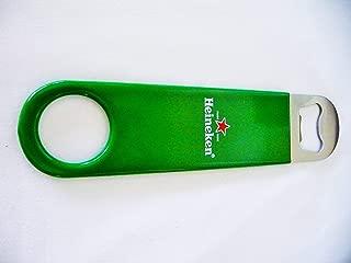 Heineken Red Star Vinyl Covered Bottle Opener