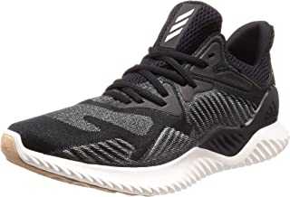 adidas Womens Alphabounce Beyond Running Shoes in Black-White