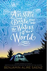 Aristotle and Dante Dive into the Waters of the World (English Edition) Format Kindle