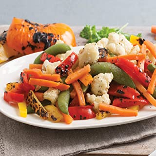 Omaha Steaks 2 (7 oz. pkgs.) Roasted Vegetable Medley