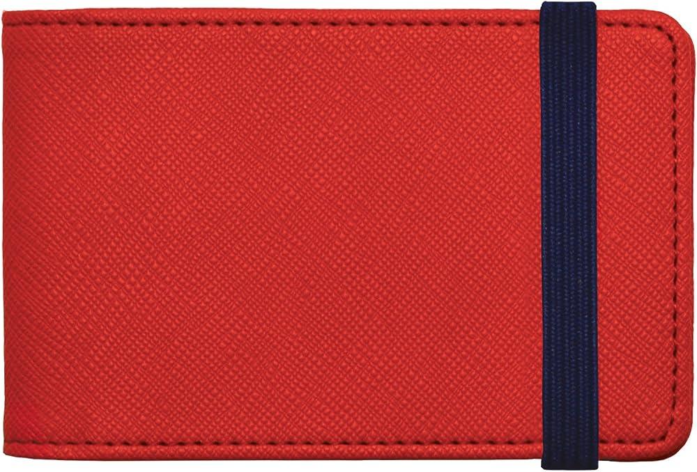 Legami, porta carte di credito, in poliuretano, con protezione rfid contro il furto dei dati CCH0016