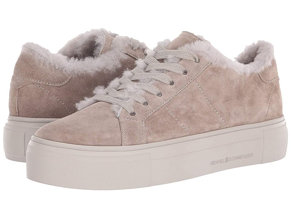 Kennel & Schmenger Big Tonal Fleece Sneaker (Ombra Suede) Women