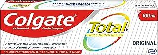 Colgate Total Original Toothpaste Pump, 100 ml