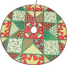 1Pc Xmas Tree Bottom Skirt Christmas Tree Bottom Mat Party Tree Decor Accessory Home Decoration