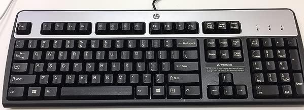 HP Standard 104 key PS/2 Keyboard