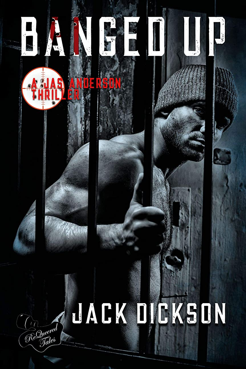 牧師文献偶然Banged Up (Jas Anderson Thriller Book 2) (English Edition)