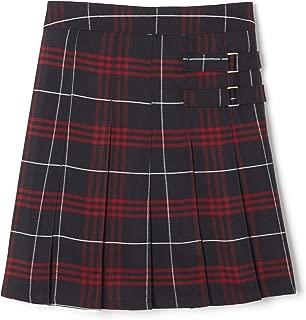 girls tartan skirt