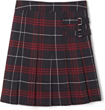 Best girls plaid uniform skirt Reviews