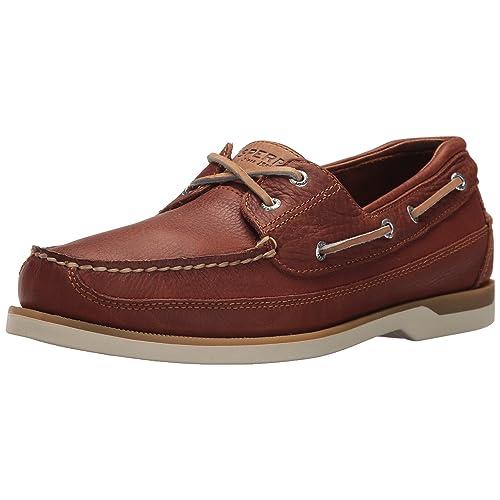 372b576b6cb Sperry Men s Mako 2-Eye Boat Shoe
