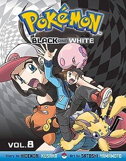 Pokémon Black and White, Vol. 8