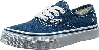 Vans Kids Authentic True White Skate Shoe - Big Kid - 4