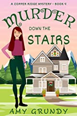 Murder Down the Stairs: A Copper Ridge Mystery - Book 4 Kindle Edition