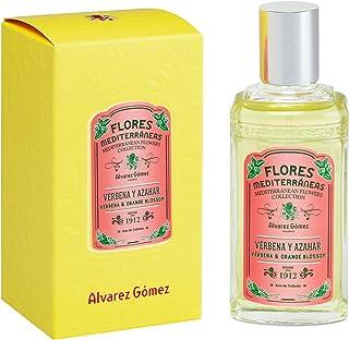 Alvarez Gómez - Flores Mediterráneas - Verbena y Azahar - Eau de Toilette - 80ml