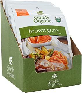 Simply Organic Brown Gravy Mix - 1 oz