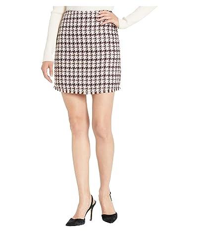 BCBGeneration Ruffle Hem Mini Skirt THO3226154 (Multi) Women