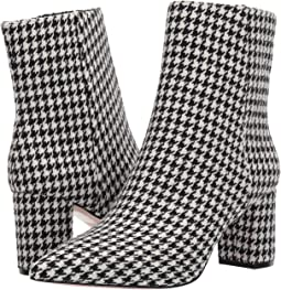 Graphic Houndstooth Black/White