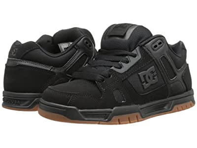 DC Stag (Black/Gum) Men