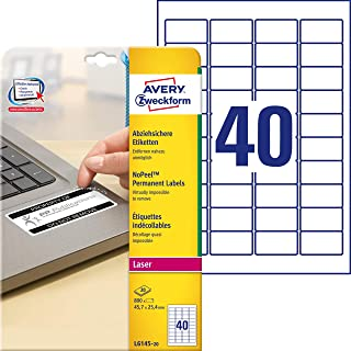 8 etichette//fogli 105 x 74 mm codice a barre adesivo di qualit/à Etichette autoadesive universali per tutte le stampanti 100 fogli DIN A4 SOREX 105074