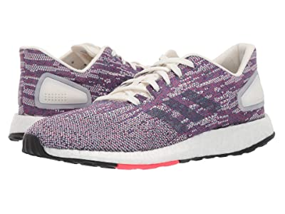 adidas Running PureBOOST DPR (Cloud White/Raw Indigo/Shock Red) Women