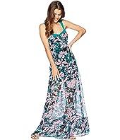 Maritza Floral Maxi Dress