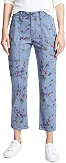 Hudson womens THE LEVERAGE HIGH RISE ANKLE CARGO Jeans