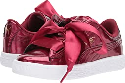 Puma Kids Basket Heart Glam (Little Kid/Big Kid)