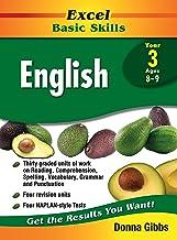 Excel Basic Skills Workbook: English Year 3