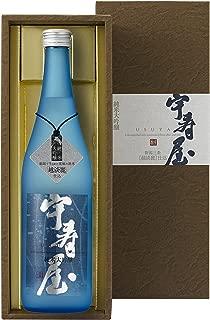 純米大吟醸 宇寿屋 [ 日本酒 新潟県 720ml ] [ギフトBox入り]
