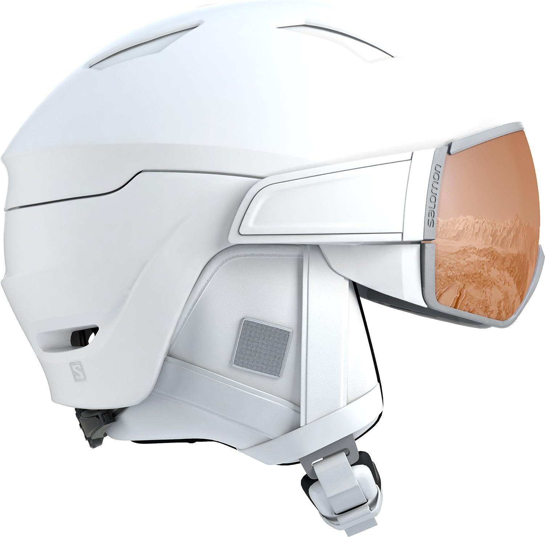 Salomon Mirage S Helmet, Medium 5659cm, Black pink gold