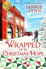 Wrapped Up in Christmas Hope Kindle Edition