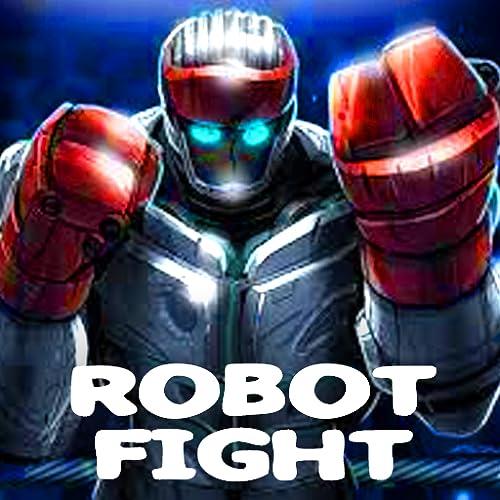 Ultimate Real Battle Robot Steel Fight Simulator