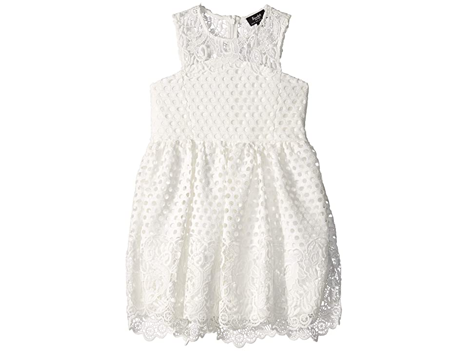 Bardot Junior Perry Lace Dress (Big Kids) (Ivory) Girl