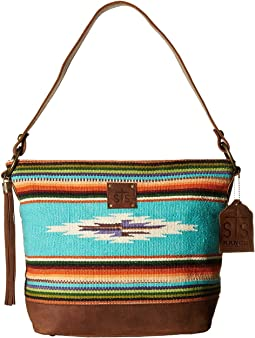 STS Ranchwear The Destiny Serape Tote