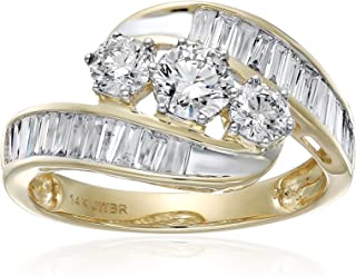 Rent to Own Trio Wedding Rings