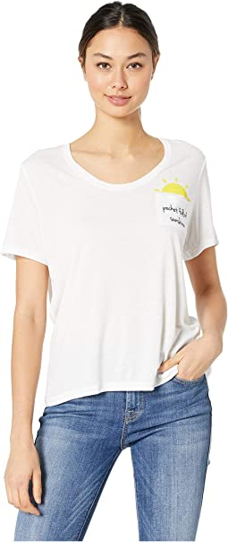Sunshine Pocket T-Shirt