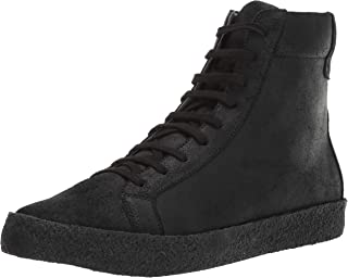 TCG Men Apache Crepe High Top Sneaker Rubber Sole