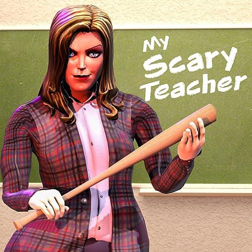 erschrecken die Scary Lehrer: High School Streich gruselige Spiele 2019