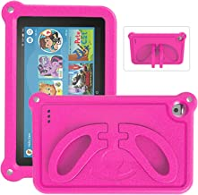 All-New Fire 7 Tablet Kids Case (9th/7th Generation, 2019/2017 Release),Non-Slip/Shockproof/Ultra Light Kids Friendly Tabl...