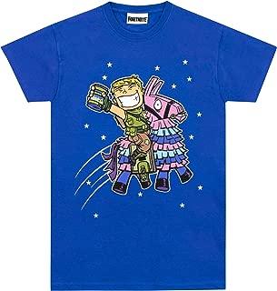 Boys Llama T-Shirt