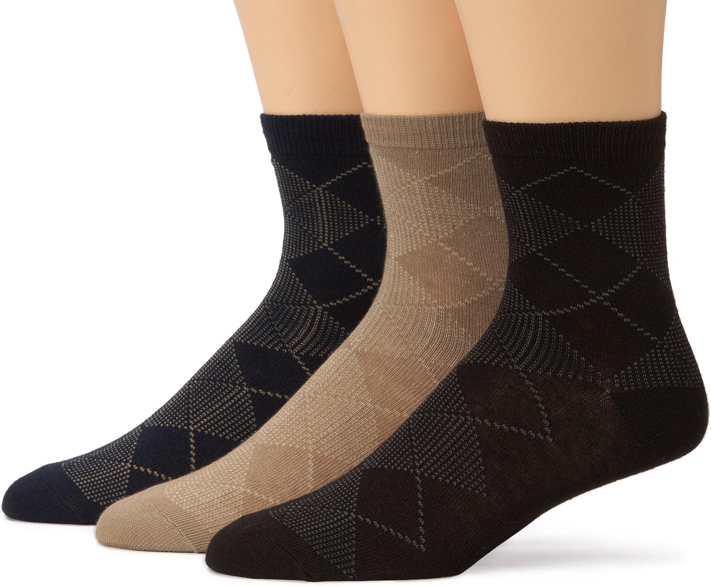 Jefferies Socks favorite Little Boys' Preppy Argyle of Dealing full price reduction 3 Pack