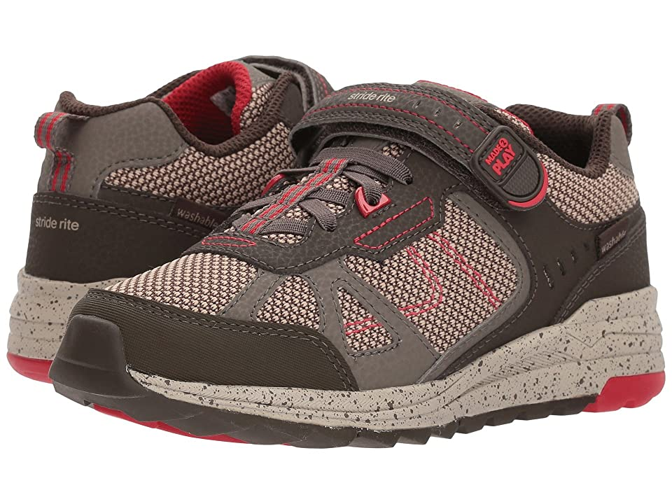 Stride Rite M2P Owen (Toddler) (Brown) Boys Shoes