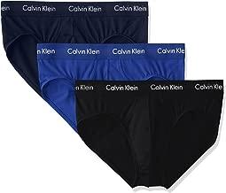 Calvin Klein Men's Cotton Stretch Multipack Hip Briefs