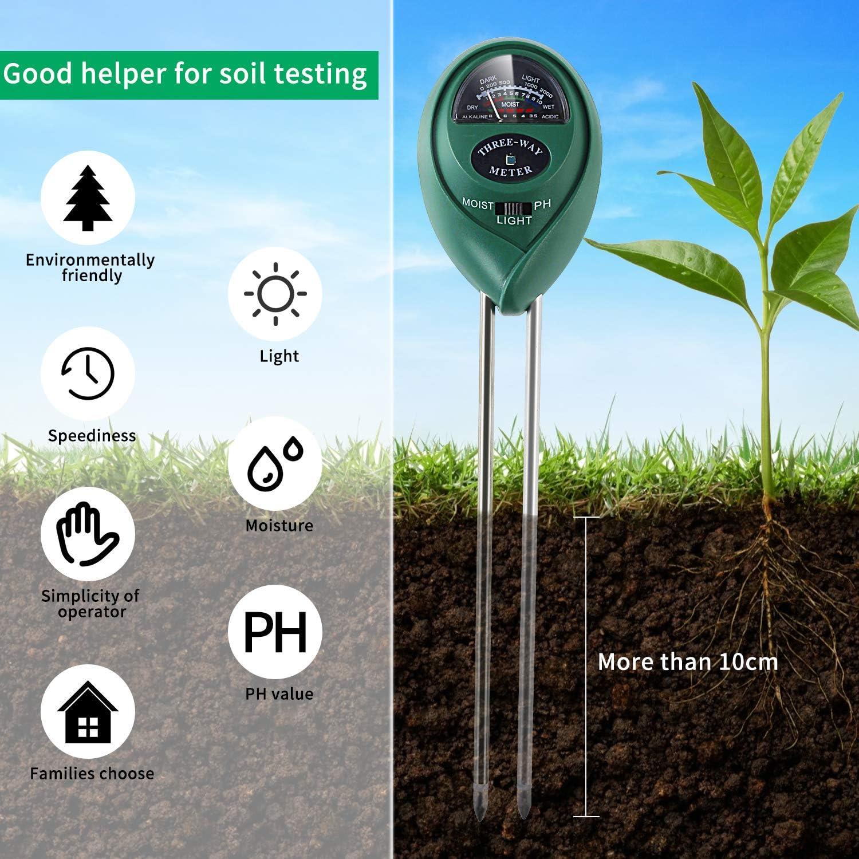 Alkey Soil Moisture MeterFeatures