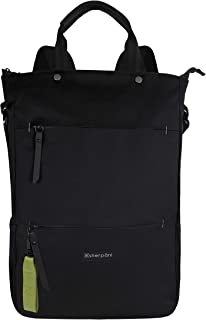 Sherpani Camden, Lightweight Backpack, Tote, and Crossbody bag for Women, with RFID Protection, and 15 Inch Laptop Sleeve