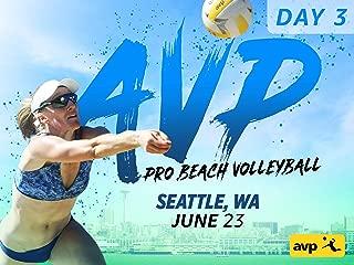 2019 AVP Seattle Open - Day 3