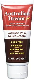 Australian Dream Arthritis Pain Relief Tube Cream, 2 Ounce