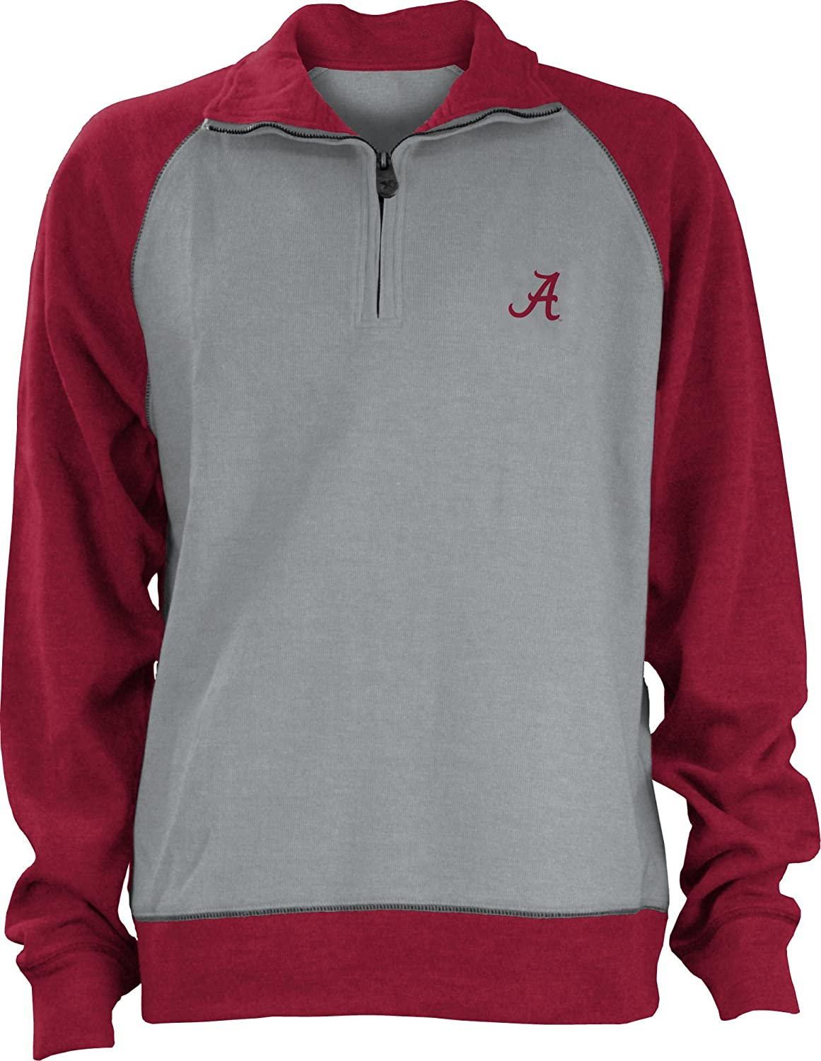 Deluxe Three Square by low-pricing Royce Apparel Rib Pullover Dexter Men's NCAA