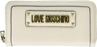 Love Moschino Grain Pu, Portafoglio Donna